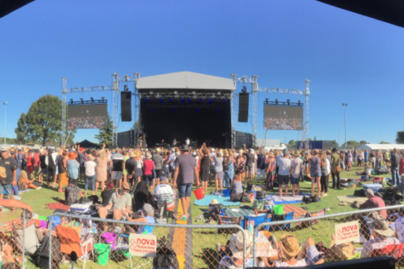 Festival from FOH
