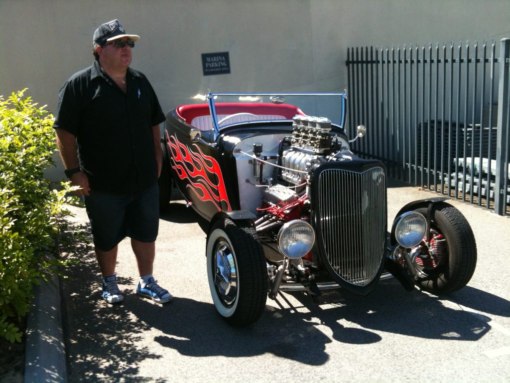 Mills - Crew Car