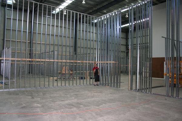 Pony Music Studios Hallam Tall Walls
