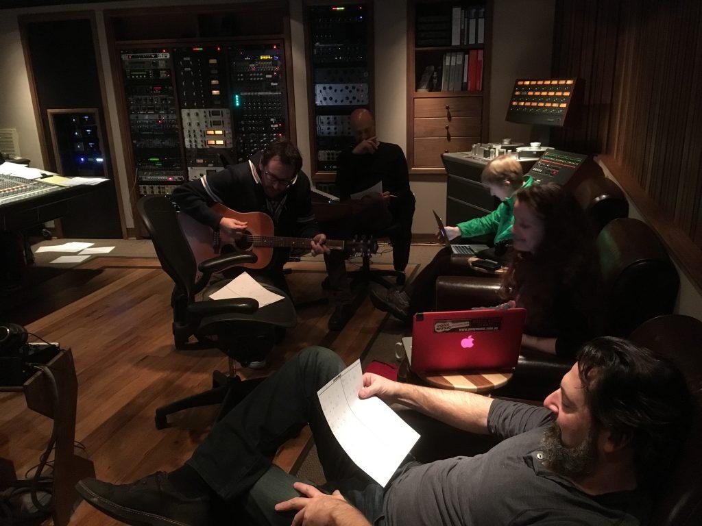 Phenix Studio Berry Hill Nashville