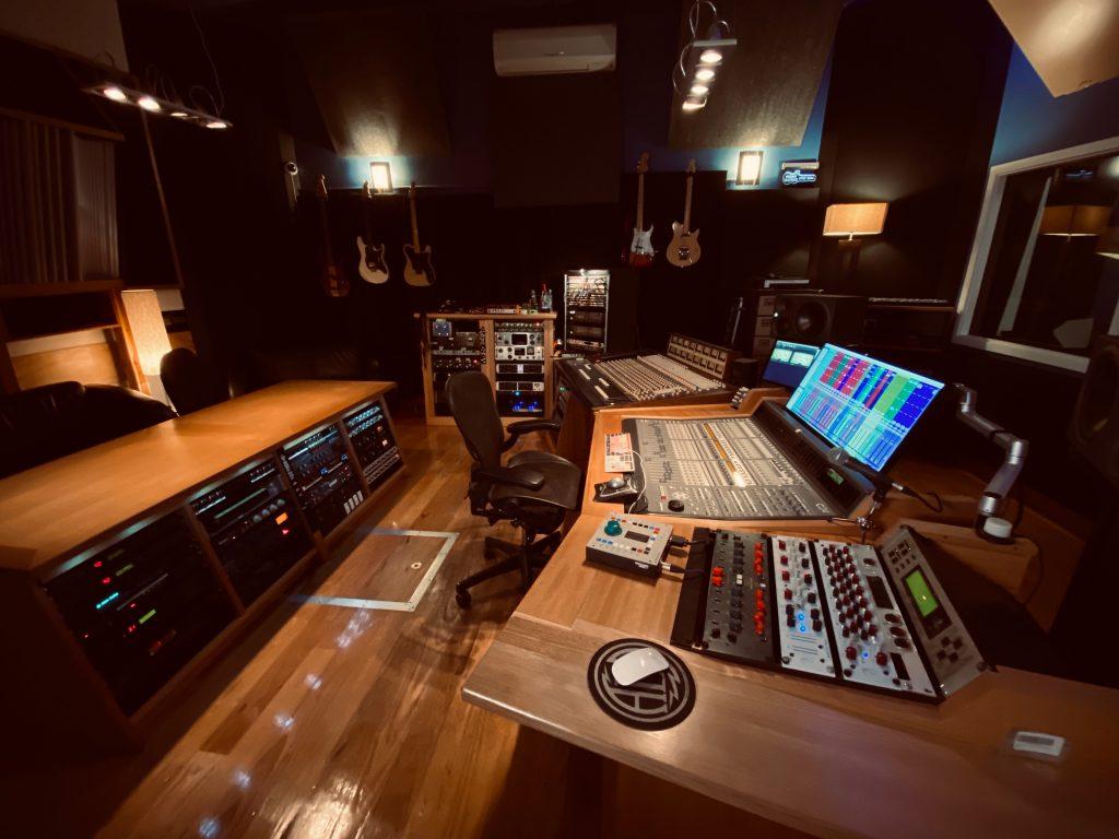 Pony Music Control Room