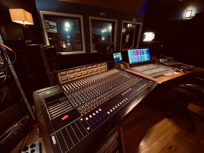 Auditronics 501 and Avid consoles